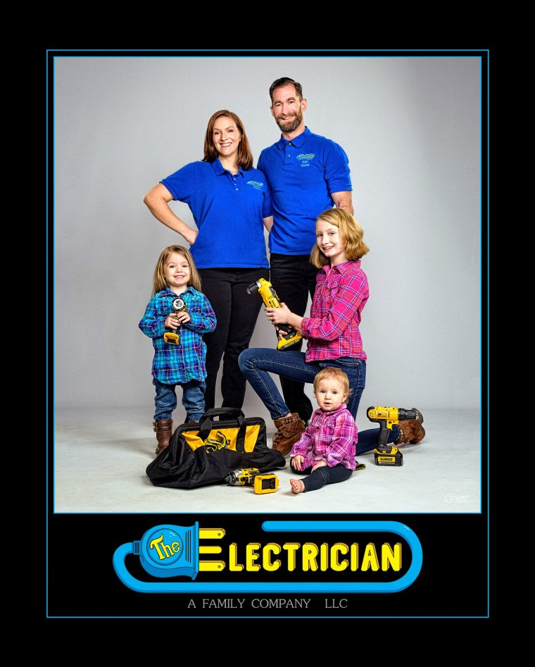 Electrician Poster 16X20 Web
