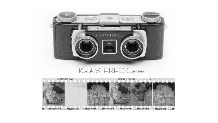 Kodak Stereo Page Web