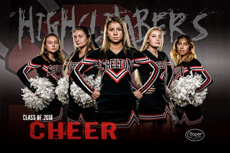 Sports Poster Cheer Web