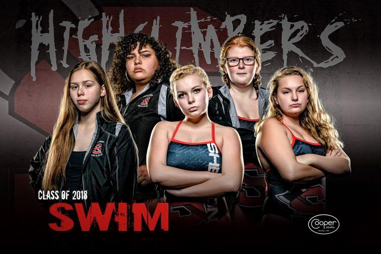 Sports Poster Swim Web